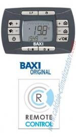 Aerazione forzata istruzioni termostato baxi for Baxi termostato ambiente