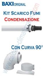 Caldaie baxi prezzi e vendita luna eco5 avant duo tec platinum - Installazione scaldabagno a gas normativa ...