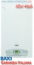 Caldaie BAXI-Fourtech 24 F - turbo camera stagna