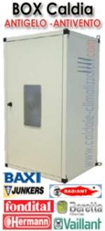 Armadietto antigelo per caldaia casamia idea di immagine - Caldaia a gas da interno ...