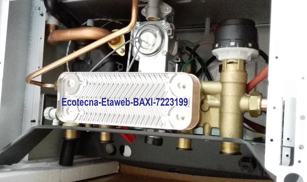 Ecotecna scheda prodotto for Scaldabagno di plastica