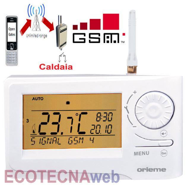 Ecotecna scheda prodotto for Termostato solaris