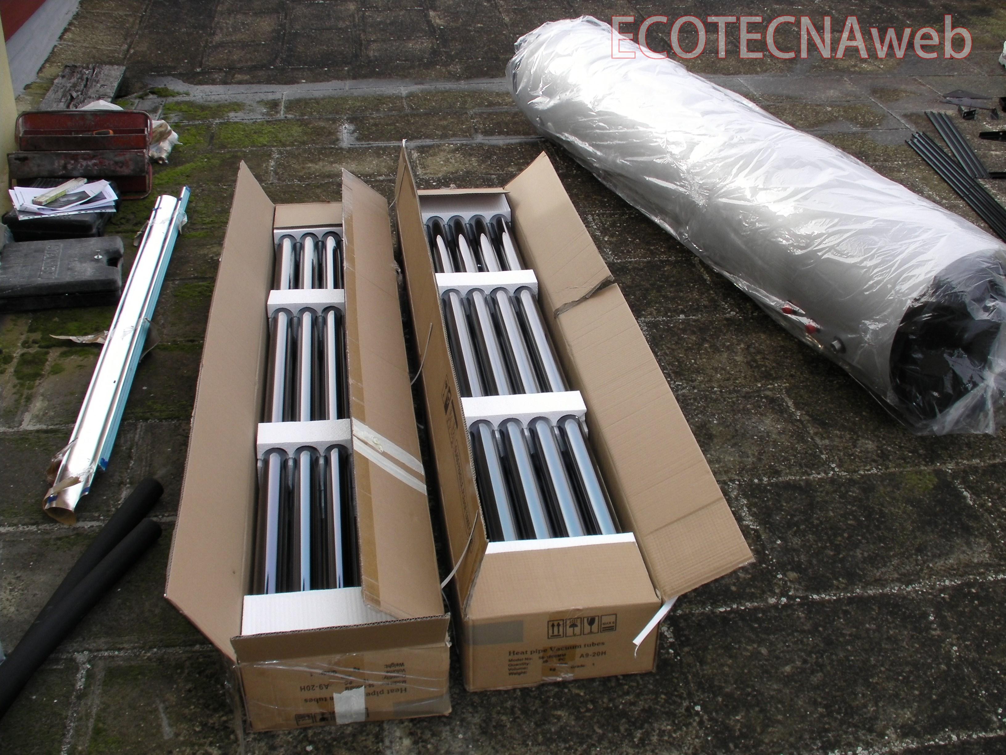 componenti kit sunwood natural cpc